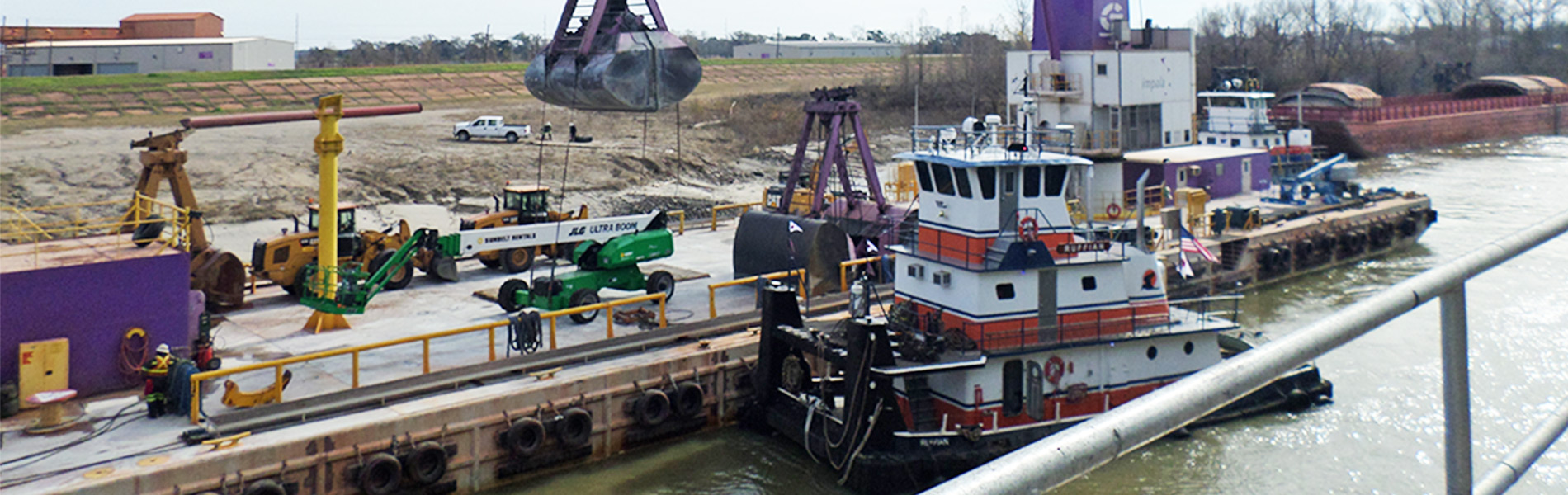 Freight Forwarding in Beaumont, TX | Maritime Services